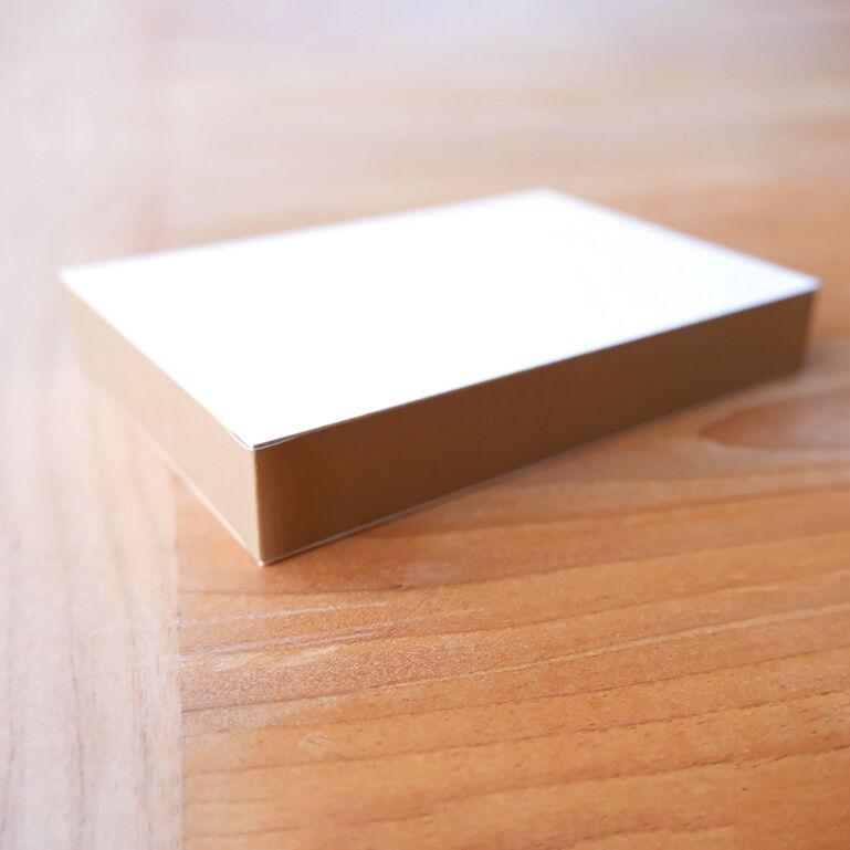ShacollaBox(シャコラボックス) Lサイズ ゴールド