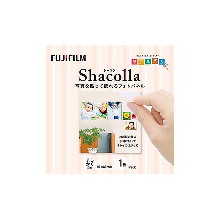 シャコラ(shacolla) 壁タイプ ましかくサイズ (89×89mm)