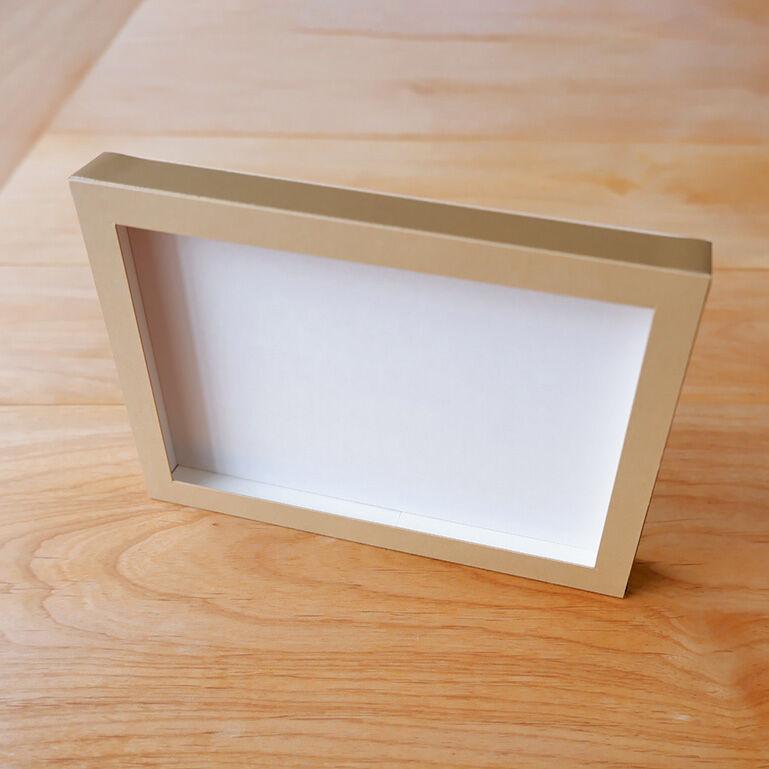 ShacollaBox(シャコラボックス) 2Lサイズ ゴールド