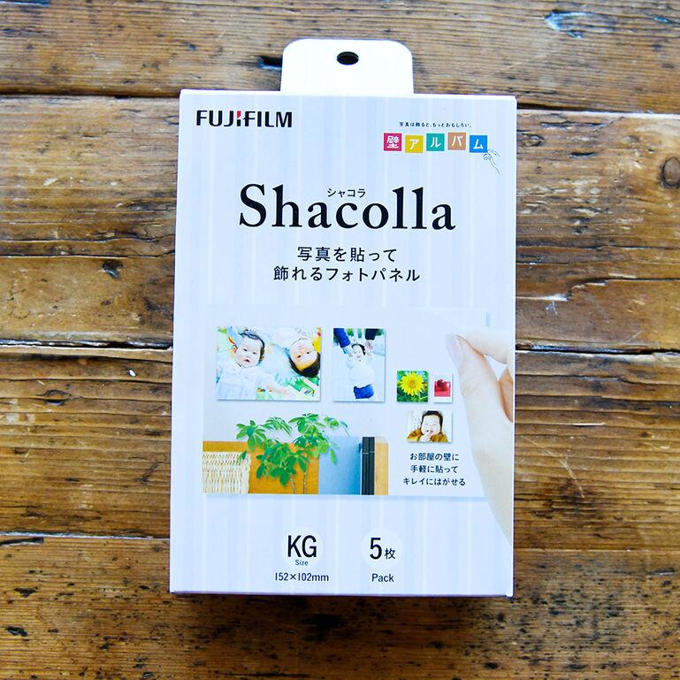 シャコラ(shacolla) 壁タイプ 5枚パック KGサイズ