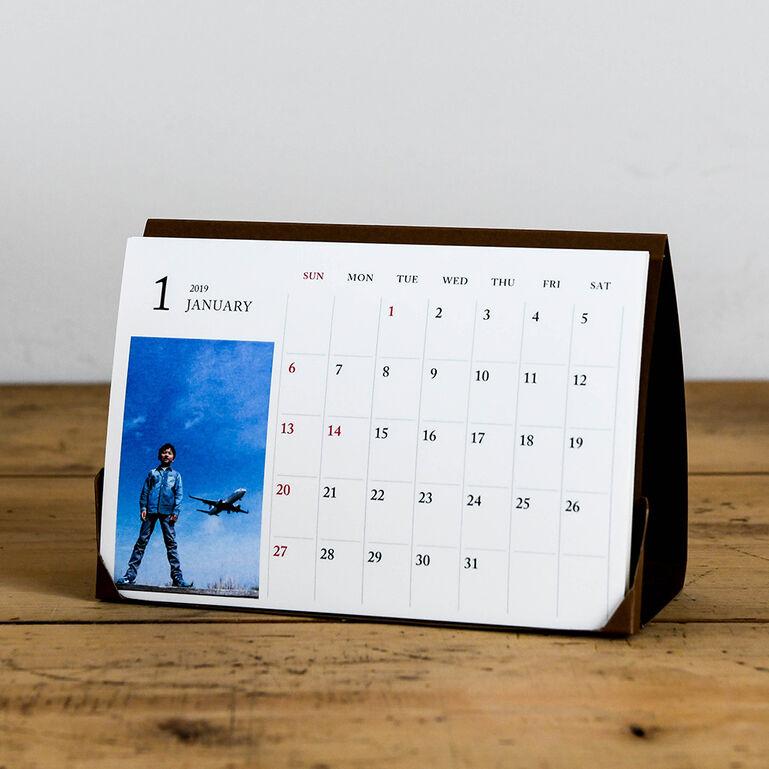 カレンダーCOYOMI 卓上タイプ