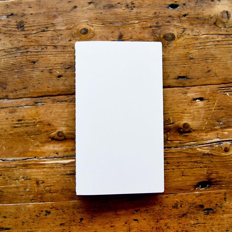 ましかくプリント用ポケットアルバム 40EX 89×89mm ホワイト