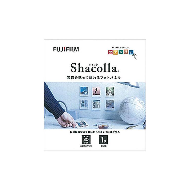 シャコラ(shacolla) 壁タイプ チェキSQサイズ