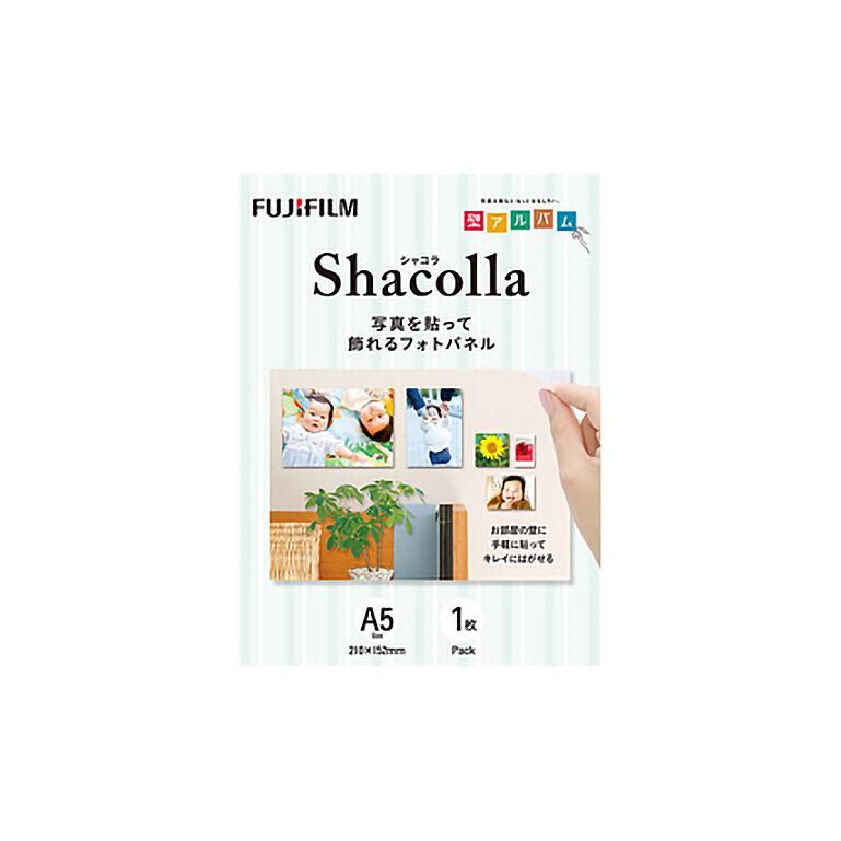 シャコラ(shacolla) 壁タイプ A5サイズ