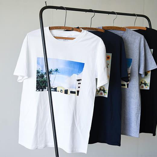 写真:オリジナルTシャツ
